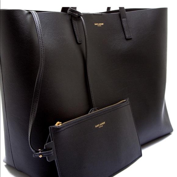 8122cd8060e Authentic Saint Laurent Shopper tote ❤ . M_5b90ab5595199617e82b529d